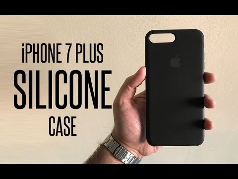 IPhone 7 Plus Silicone Case REVIEW