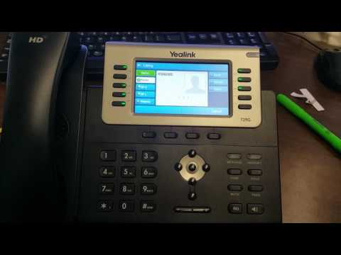 Yealink T29 and 3CX call handling