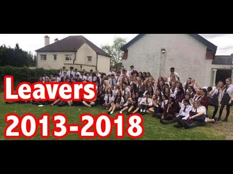 St. Paul's Catholic College Leavers Video (2013-2018)