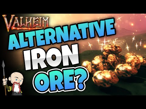 Iron Mining alternative? Or just an Old Test Item?
