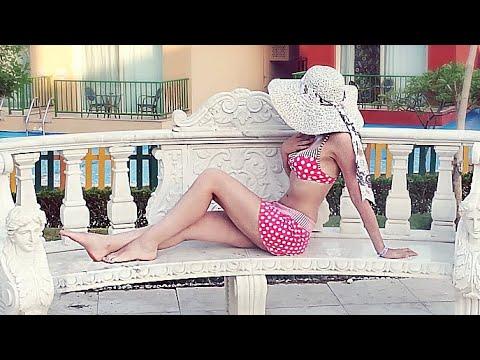 ASMR Holidays ☀ Beach, Bikini, Sea & Desert ☀ Sleep, Travel, Relax - Anya ASMR Vlog