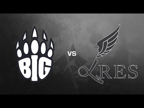 BIG vs. Alpha Republic of Esport - ESWC 2017 - Cobblestone