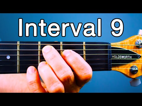 How to Play Ambient Guitar #15 - 9th Intervals for Ambient Swells and Chords