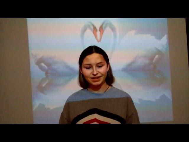 Изображение предпросмотра прочтения – ДарьяМалышева читает произведение «Обидная любовь» Э.А.Асадова