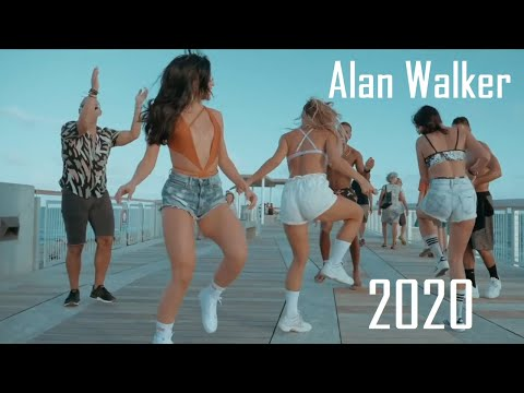 Alan Walker 🔥 Remix 2020 – Shuffle Dance Choreography – 4K Video HQ