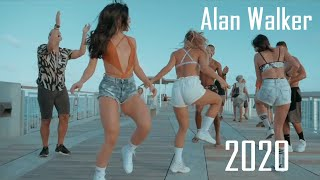 Alan Walker ? Remix 2020 - Shuffle Dance Choreography - 4K Video HQ