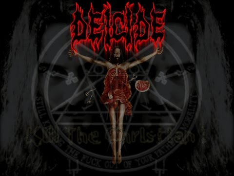 DEICIDE - WHEN SATAN RULES THIS WORLD (REVOLUTION) COVER AT ROUUTH 17