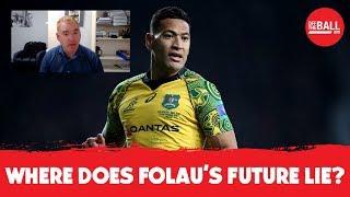Could Israel Folau return to the Australian fold?