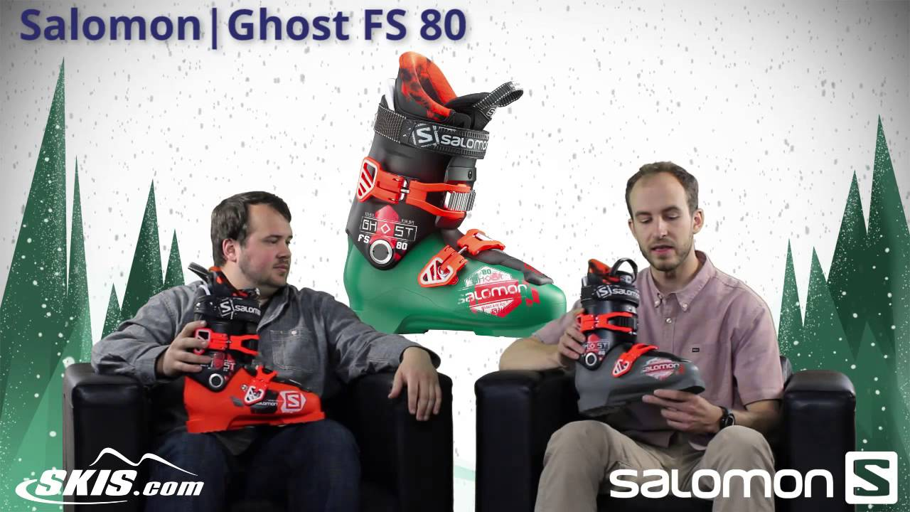 salomon ghost