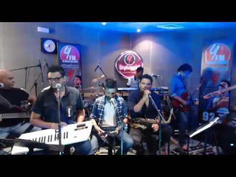 """""""මල් Medley"""" // Mal Medley // D Major band// Hector Dias / Shenik Hiran// at Y FM Unplugged..."""