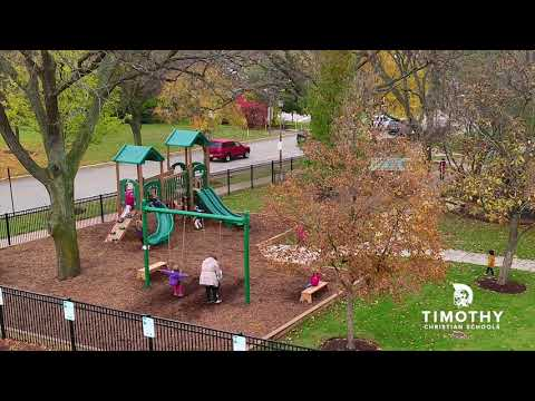 Timothy Christian Schools Early Education Playground