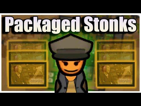 PACKAGED STONKS - Rimworld |
