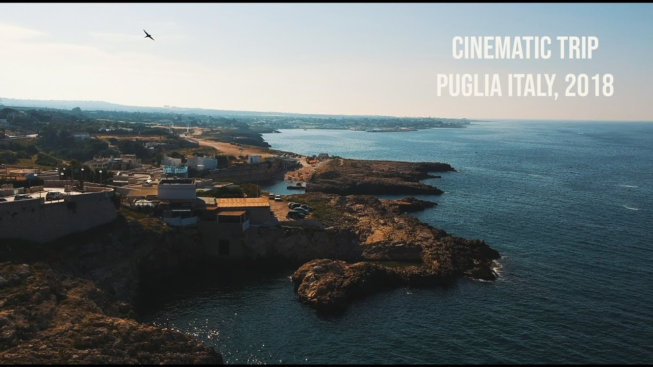 CINEMATIC Trip in the Heel of Italy | PUGLIA, 2018