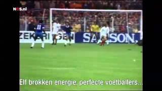 Prachtig item van NOS over Johan Cruijff: Hoe kijken Vogts, Netzer en Beckenbauer terug?