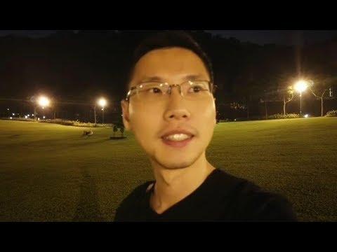 [環遊香港] 佐敦谷公園 - 有個罕有瞓得既草地!!