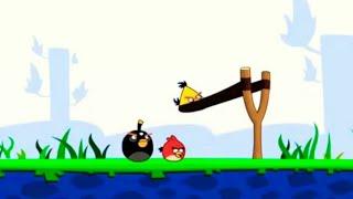 ⚠La Estrategia de Los Angry Birds (Animation) |RoBBi3