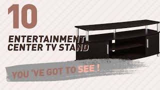 Entertainment Center TV Stand // New & Popular 2017