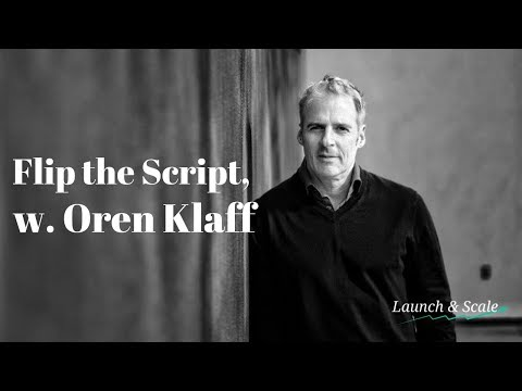 Oren Klaff On Meeting With Investors – How To Talk To Invest