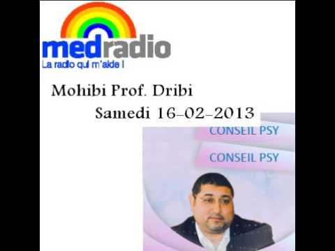 Prof Dribi conseil psy 16 02 2013