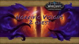 Stormwind Horrific Vision - Demon Hunter - 2 Chest