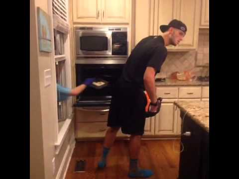 "Will Grier Food Thief Part 1) with my brother ""the"" Nash Grier"