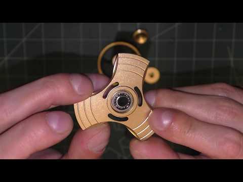 Спиннеры - fidget spinner - фигня из детства