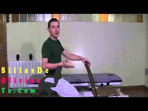 Sillas de oficina para la espalda precios ergonomicas for Sillas ergonomicas para oficina precio