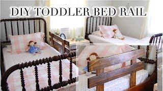 Foam Bed Guard Bed Rail Toddler Baby Children Safer Easier Discreet Comfy