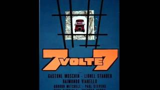 Download The getaway (7 volte 7) - Armando Trovajoli - 1968 MP3 song and Music Video