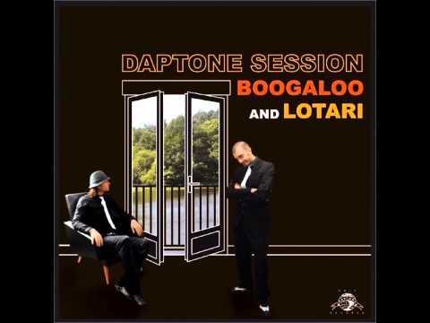 Boogaloo-Lotari : Daptone Session Mix (Daptone record)