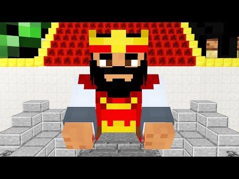 Monster School: Clash Royale -- Cubic Minecraft Animation