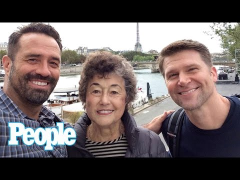 Barton Brooks Taking His Mom On 20 European Trips For The 20 Years She Took Care Of His Dad | People