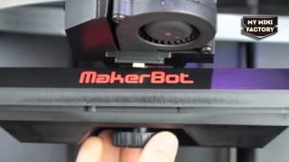 Download lagu Makerbot Replicator Set Up MP3