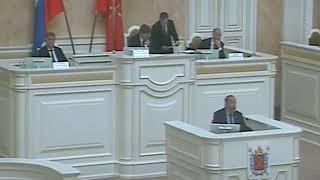 Смотреть видео Борис Вишневский об изменениях в закон о выборах петербургских муниципальных депутатов онлайн