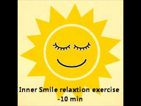 Inner Smile Relaxation meditation technique - YouTube