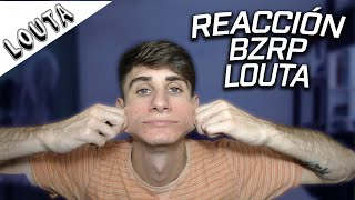 (REACCIÓN) LOUTA || BZRP Music Sessions #20