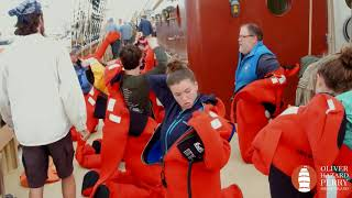 SSV Oliver Hazard Perry trainee experience
