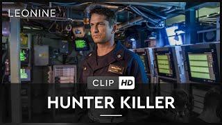 "HUNTER KILLER | Clip ""Torpedos im Wasser"" | Deutsch | Offiziell | HD | Kinostart: 25.10.2018"