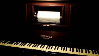 1928 Themola London Pianola - Dixie (I wish I was in Dixie)