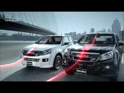 [HD] โฆษณา All New ISUZU D-Max ออล-นิว อีซูซุดีแมคซ์