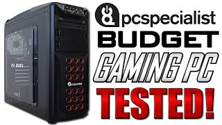 Budget 750ti Gaming PC from @PCSpecialist TESTED! - DayZ, BF4, Arma 3 and More!!