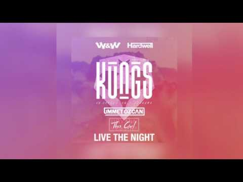 Live The Night vs. This Girl vs. This Girl Ummet - Ozcan Remix (The Chainsmokers Mashup )