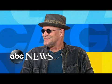 Thumbnail: 'Guardians of the Galaxy Vol. 2' star Michael Rooker says he doesn't like to rehearse