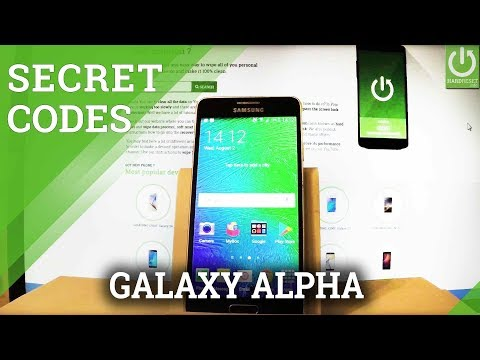SAMSUNG Galaxy Alpha CODES / Tricks / Tips / Hidden Menu