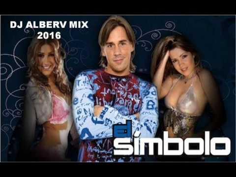 Grupo El Simbolo DJ ALBERV MIX 2016
