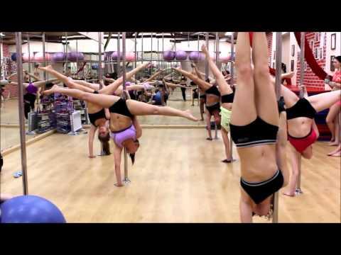 Тренировки в Pacific Pole Dance Studio, г. Владивосток