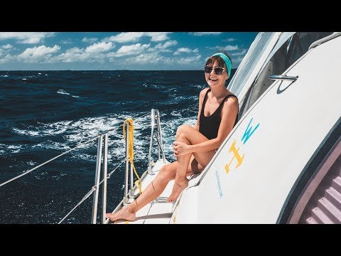 LIFE AT SEA: Groundhog Day or The Shining? || Sailing Across The Pacific Ocean