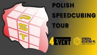 Polish Speedcubing Tour 2019 - zapowiedź