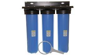 Video iSpring WGB32B Three Stage 20 Inch Big Blue Water Filtration System Review download MP3, 3GP, MP4, WEBM, AVI, FLV Oktober 2018