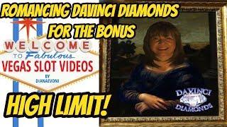 DAVINCI DIAMONDS MAKES IT UP TO ME-SLOT MACHINE-POKIE